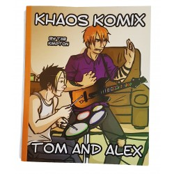 Khaos Book 3 - Tom and Alex