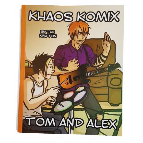 Khaos Book 3 - Tom and Alex