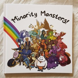 Minority Monster Book