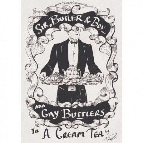 Sir, Butler and Boy Print Stories