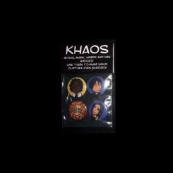 Khaos Character Badges