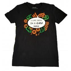 T-Shirt: Men in a Gay Way