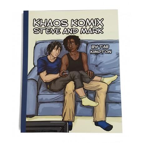 Khaos Book 1 - Steve and Mark