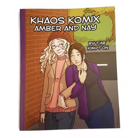 Khaos Book 2 - Amber and Nay