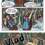 Vlad the Vegan Vanilla Vampire