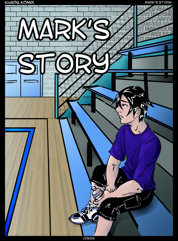 Marks Story Cover