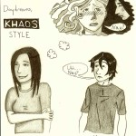 Daydreams by Kristen