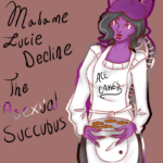 asexual sucubus by Claudia Lorena Fernández