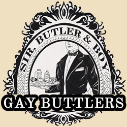 Gay Buttlers