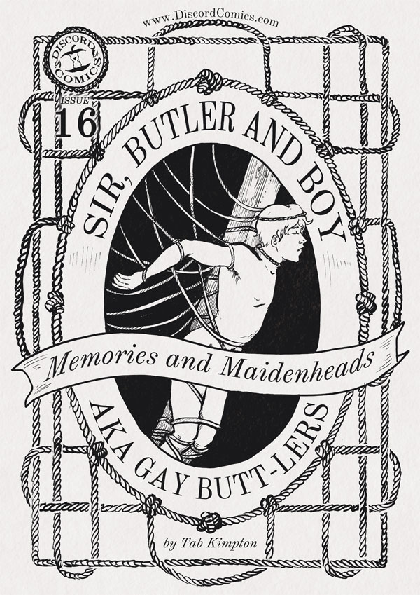 Sir, Butler and Boy ~ Memories and Maidenheads ~ Cover